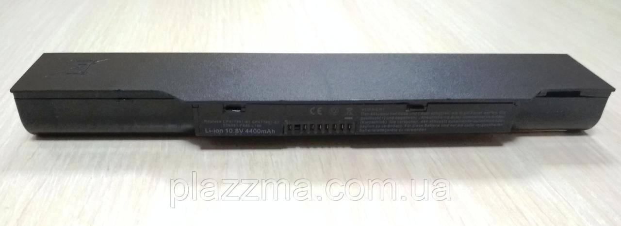 Батарея для ноутбука Fujitsu, P/N CP477891-01, CP477891-03, S26391-F840-L100