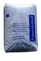 Засіб для прибирання льоду Магній хлористий, мішок 25кг (Німеччина)