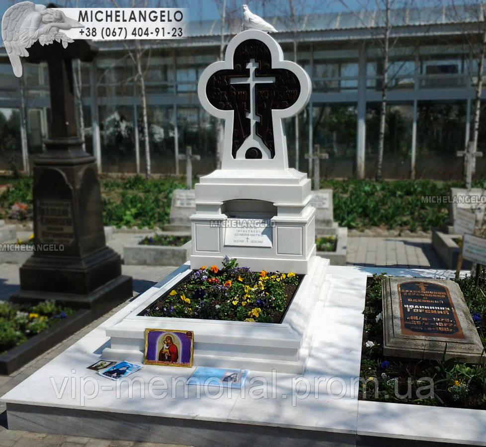 Крест на могилу Кр-16