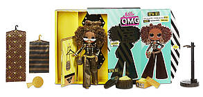 Модная кукла ЛОЛ Роял Би L.O.L. Surprise! O.M.G. Royal Bee Fashion Doll with 20 Surprises, фото 2