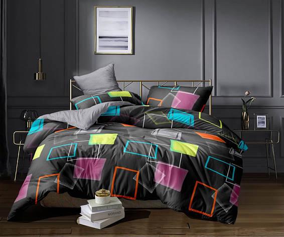 Полуторный комплект постельного белья (сатин, 150х220 см), фото 2