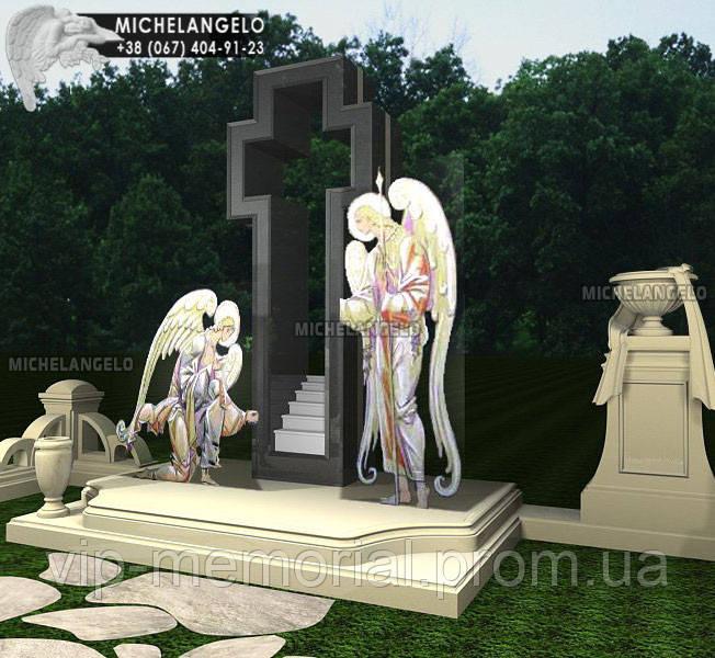Крест на могилу Кр-17