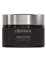 Крем для лица Детокс аква дневной крем Demax Аqua detox day cream spf 20 50ml арт.122