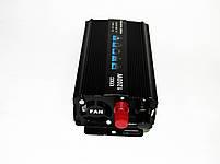 Преобразователь Автомобильный (Инвертор) 12V-220V - 1200W, фото 5