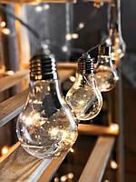 "Гирлянда из лампочек  на батарейках  ""Волшебные лампочки"", фото 1"