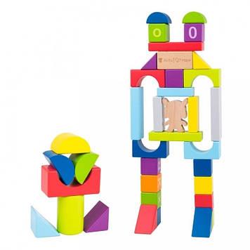 Конструктор Конструктор Xiaomi Mitu Hape 70PCS Puzzle Building M0001