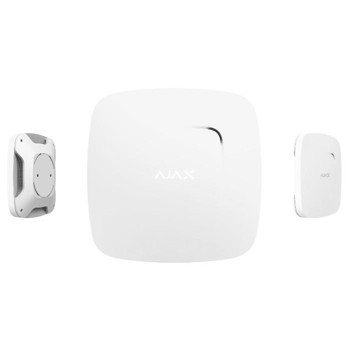 Датчик дыма Ajax FireProtect Plus (white)