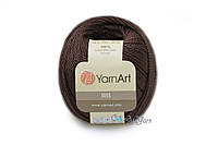 YarnArt Iris 250, Коричневый №932