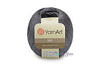 YarnArt Iris 250, Темно серый №934