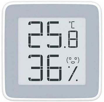 Цифровой измеритель влажности, термометр Xiaomi MiaoMiaoCe E-Link INK Экран (MHO-C201)