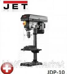 Сверлильный станок JET JDP-10. Швейцария.