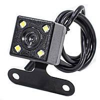 ★Автомобильная камера заднего вида Lesko DSD098 универсальная для авто