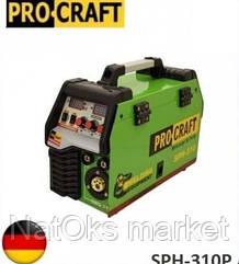 Сварочный инверторный полуавтомат Procraft SPH-310P. Германия.