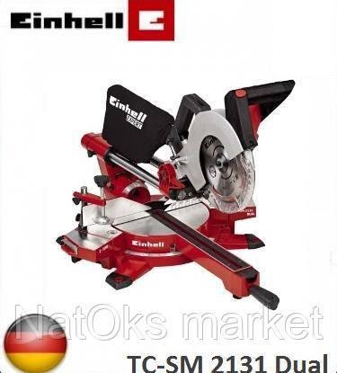 Пила торцовочная Einhell TC-SM 2131 Dual. Германия.