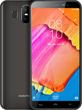 Смартфон Homtom S17 2/16Gb Black Grey