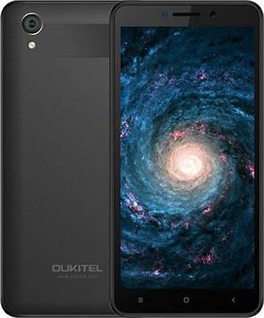 Смартфон Oukitel C10 1/8Gb Black