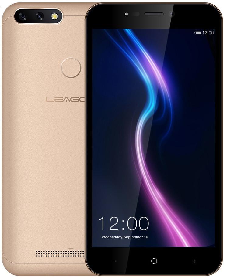 Смартфон Leagoo Power 2 Pro 2/16Gb Gold