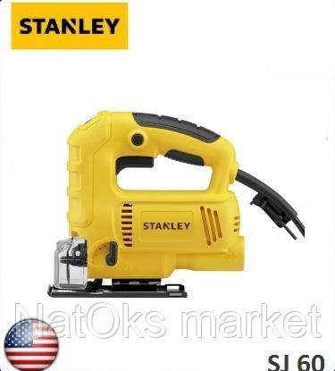Электролобзик Stanley SJ60. США.