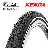 """Kenda 28"""" K-197 Eurotrek Покрышка резина на велосипед Турист 700-32с"""