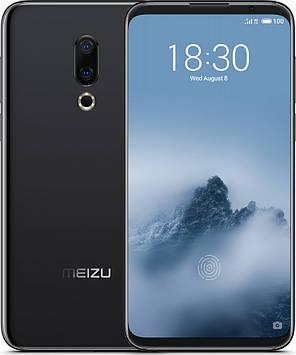 Смартфон Meizu 16 6/128GB Black (Global Version)