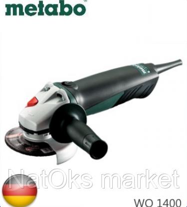 Болгарка METABO WQ 1400 (600346000). Германия.