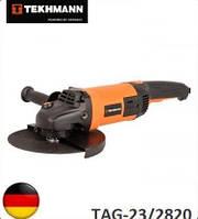 Болгарка Tekhmann TAG-23/2820. Германия.