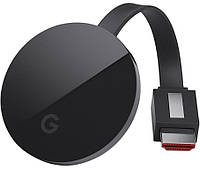 Смарт-приставка Google Chromecast Ultra