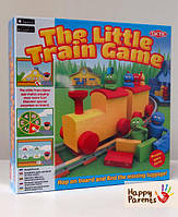 """Настольная игра """"Маленький поезд"""""""