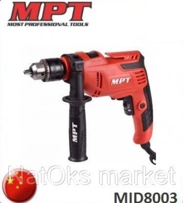 Дрель MPT MID8003. Китай.