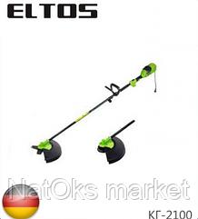 Электрокоса ELTOS КГ-2100. Германия.