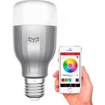 Умная лампочка Xiaomi RGB Yeelight LED Colorful Smart Bulb E27 YLDP02YL