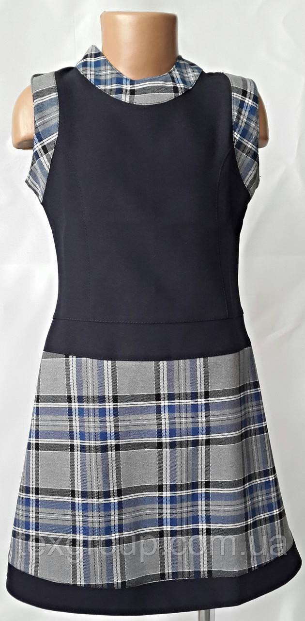 Школьная форма платье для девочек сарафан ШФ-С-02