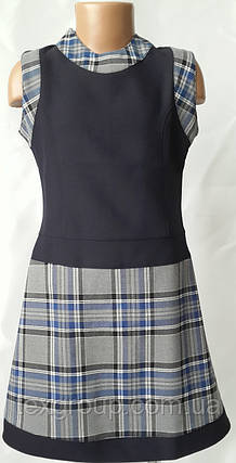 Школьная форма платье для девочек сарафан ШФ-С-02, фото 2