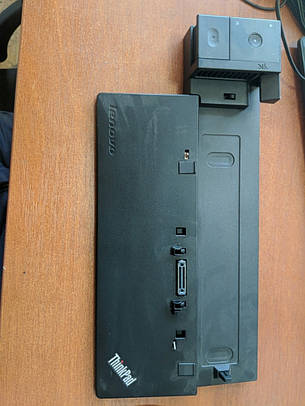Док станция SD20A06037 ThinkPad Ultra Dock 90W без ключа б/у L440, L540, T440s, T440, T440p, T540p, X240, фото 2
