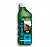 Lignofix TOP 1л / Антисептик для ликвидации поражений и профилактической защиты древесины