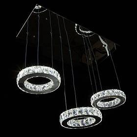 Хрустальная люстра CRISTALIS PREMIUM LIGHT KD6035-F72, КОД: 130713