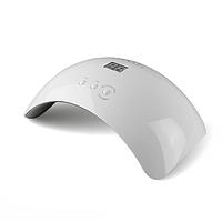 Ультрафиолетовая LED лампа с таймером SUN 8S 48W сушка для ногтей