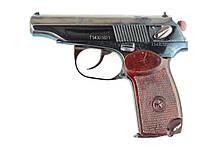 Пневматичний пістолет Іжмех Байкал МР-654К збройова сталь