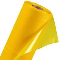 Многолетняя пленка для теплиц 100 мкм 3 м х 100 пог.м  желтая