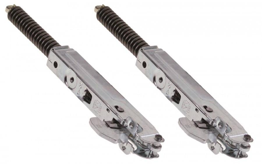 Комплект дверних петель CR1075 для печи Unox XF 043 (Domenica)