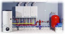 Монтаж та сервісне обслуговування котелень потужністю до 2 МВт