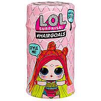 Игровой набор с куклой L.O.L.Модное перевоплощение в дисплее серии «Hairgoals» (в ассортименте) (556220-W2), фото 1