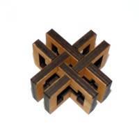 Головоломка деревянная Перекресток