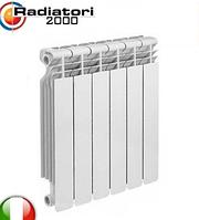 Радиатор алюминиевый RADIATORI 2000 HELYOS 500/100. Италия.
