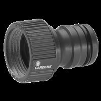 """Штуцер резьбовой """"Профи"""" Maxi-Flow 26,5 мм (G 3/4 дюйма) GARDENA"""