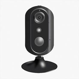 IP камера видеонаблюдения Jimi JH007 4G - 3G WiFi GSM 450мАh встроенный динамик и микрофон, датчик движения