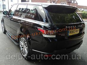 Брызговики оригинал на Range Rover Sport 2012+