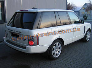 Брызговики оригинал на Range Rover Vogue 2012+
