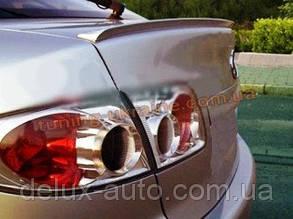 Спойлер-шабля на Mazda 6 2006-10