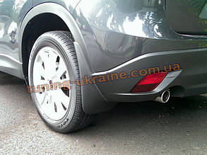 Брызговики оригинал на Mazda CX-5 2011+